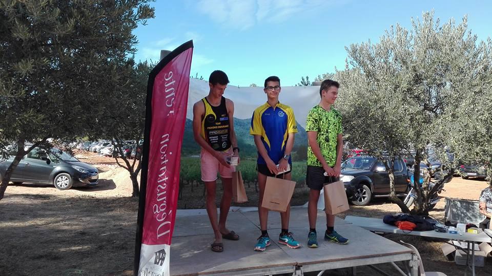 Résultats des 7 et 8 octobre 2017 - Team Provence Endurance